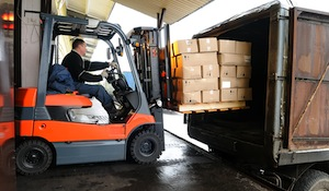 Goggin Warehousing - Distribution