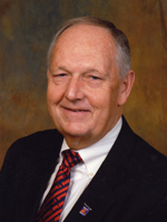Tommy Hodges, owner and chairman of Goggin Warehousing